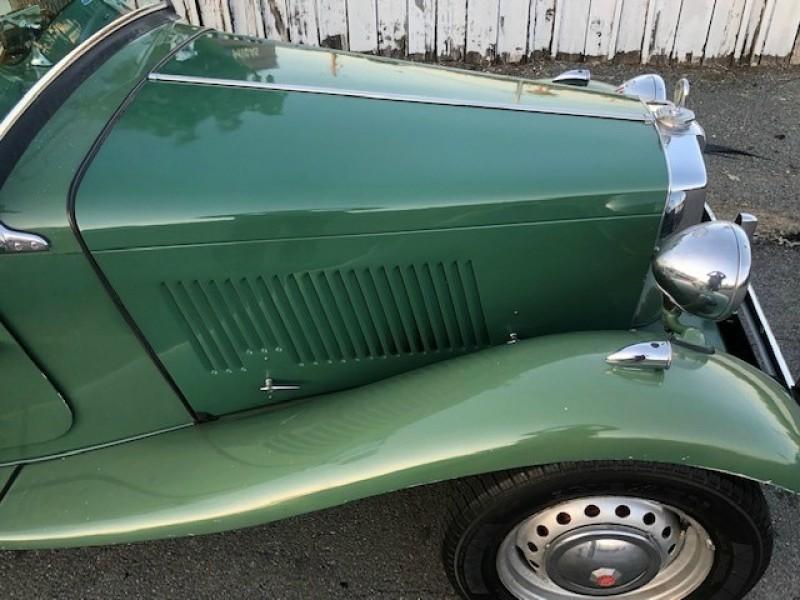 MG TD 1951 price $24,995