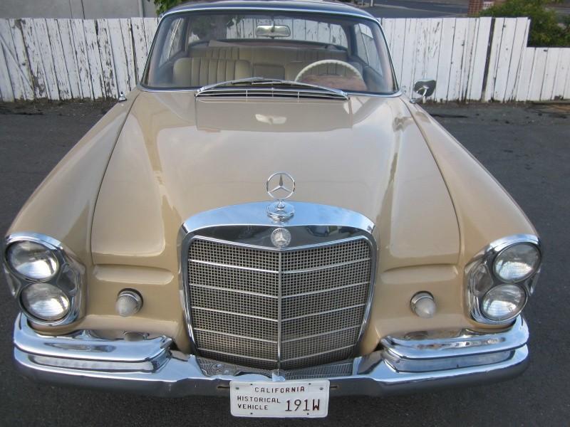 Mercedes-Benz 220 SE Coupe 1962 price $69,995