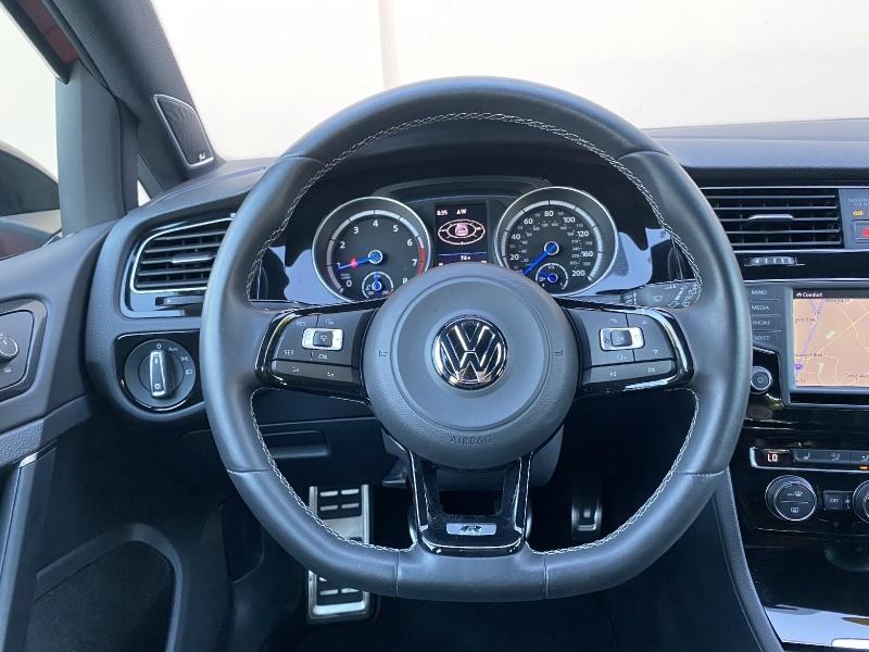 Volkswagen Golf R 2017 price $34,995