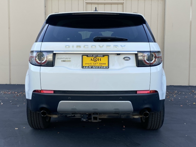 Land Rover Discovery Sport 2016 price $25,995