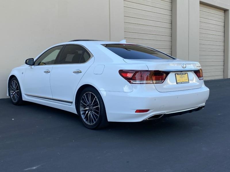 Lexus LS 460 2014 price $30,995