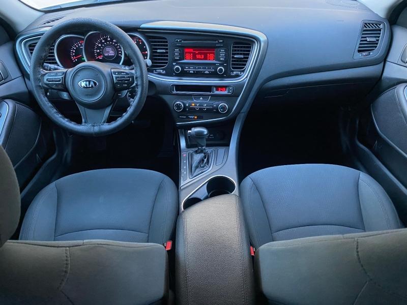 Kia Optima 2015 price $10,995