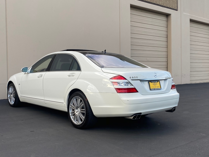 Mercedes-Benz S-Class 2009 price $25,995