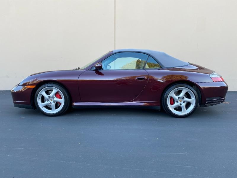 Porsche 911 2004 price $59,995