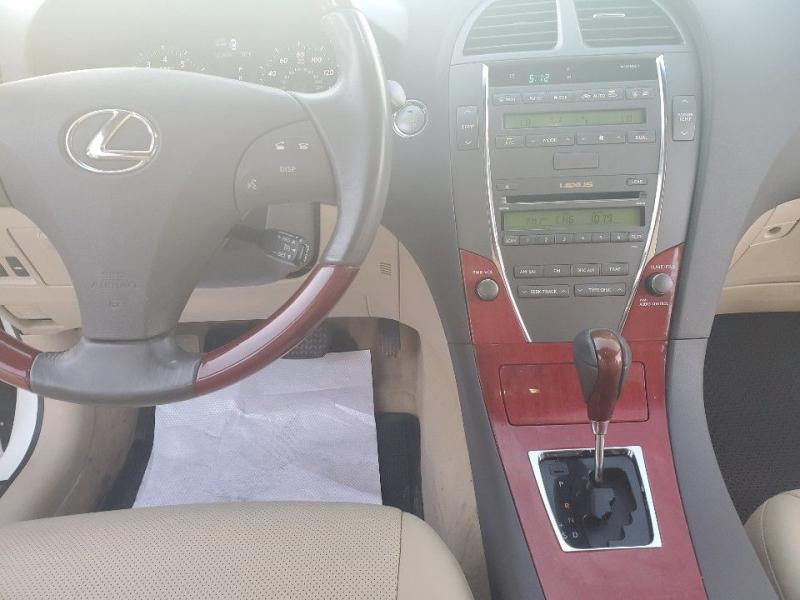 LEXUS ES - LUXURY 2009 price $9,491