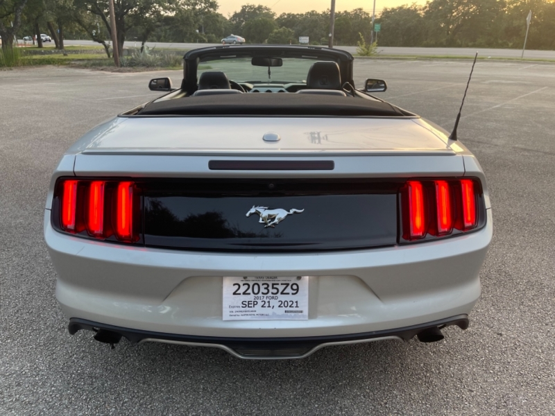 Ford Mustang 2017 price $22,400