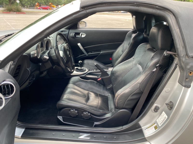 Nissan 350Z 2007 price $8,500