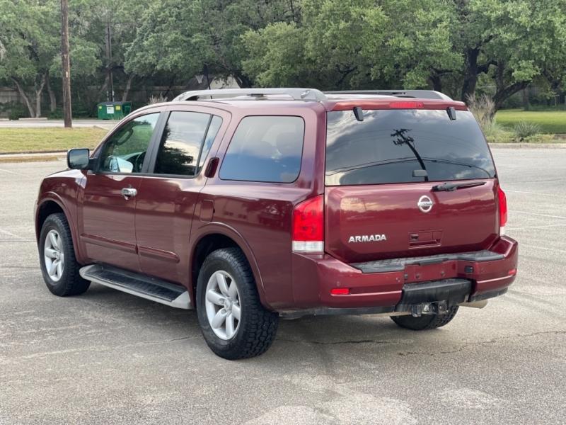 Nissan Armada 2011 price $9,700