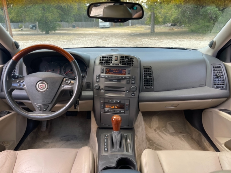 Cadillac CTS 2003 price $4,900