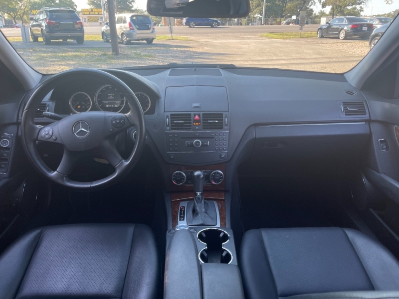 Mercedes-Benz C-Class 2009 price $8,470