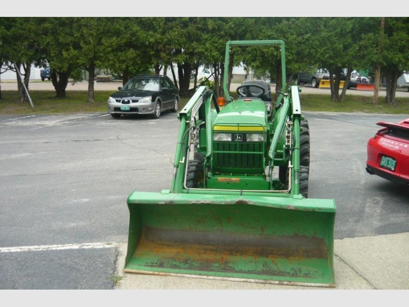 John Deere 790 2005 price $15,900
