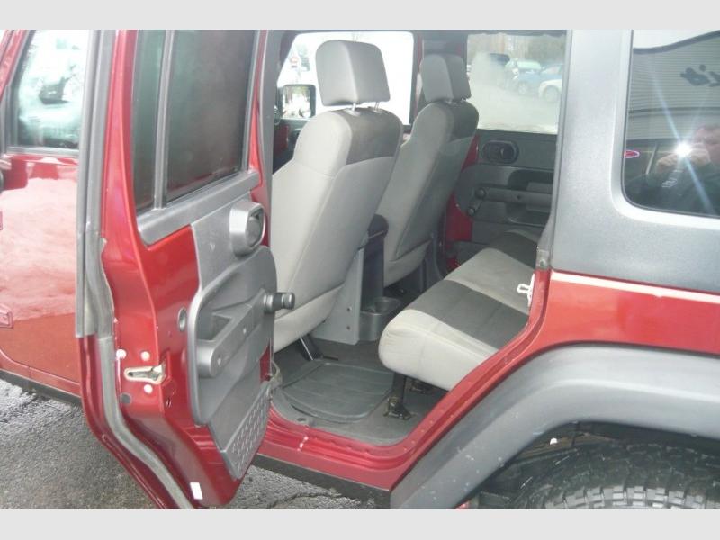 Jeep Wrangler 2007 price $12,900