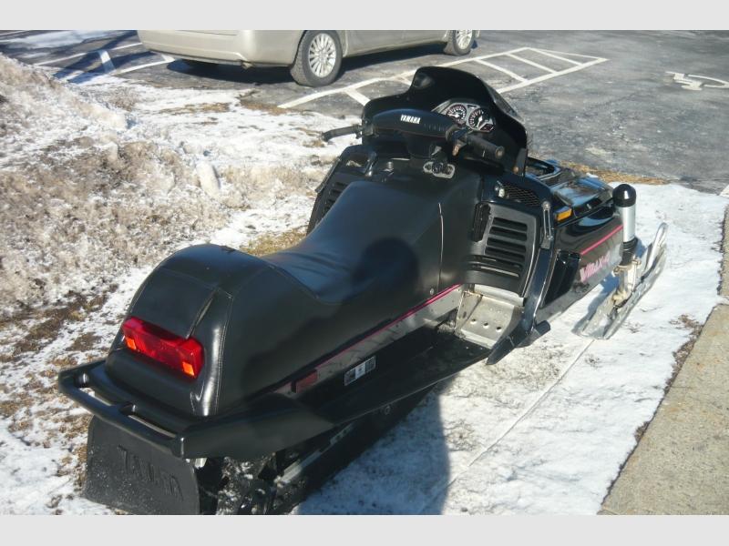 YAMAHA VMAX SNOW MOBILE 1992 price $2,500