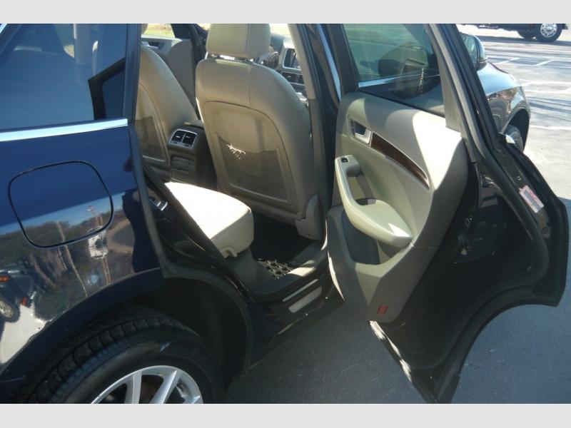 Audi Q5 2009 price $8,500