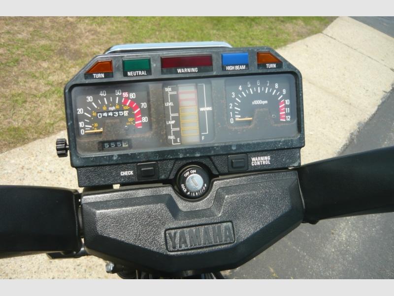 Yamaha SECA 750 1981 price $3,000