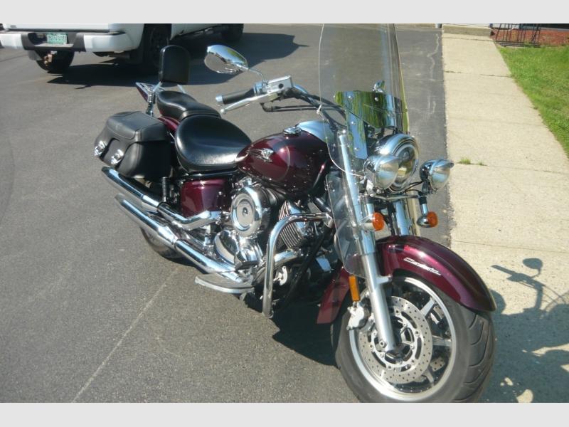 YAMAHA V STAR 1100 CLASSIC 2007 price $3,800