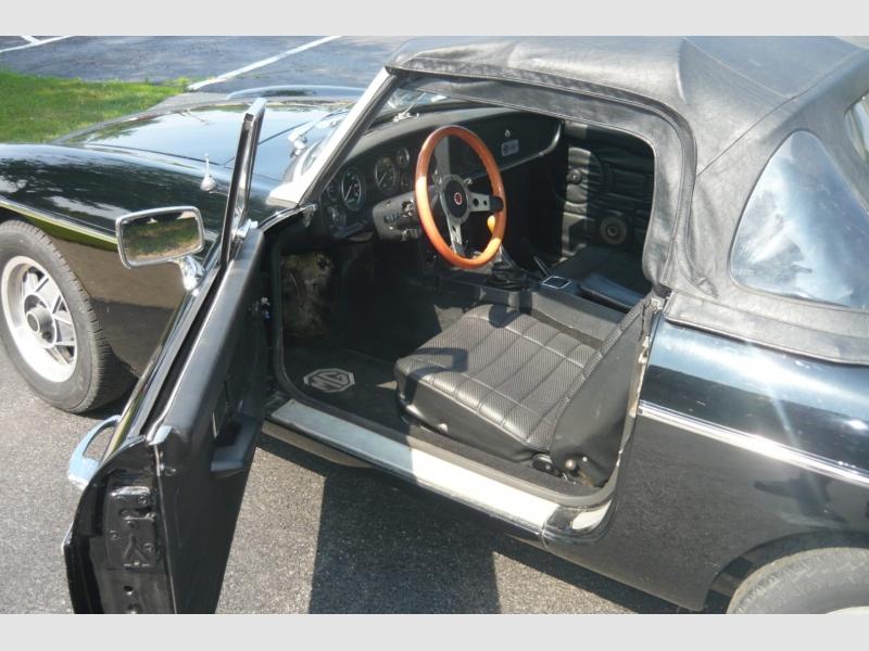MG CONVERTIBLE 1980 price $6,900
