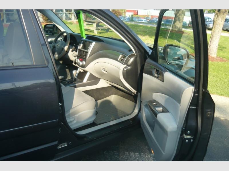 Subaru Forester 2011 price $9,300
