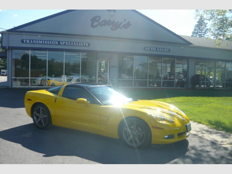 Chevrolet Corvette 6.0L 2006 price $27,900