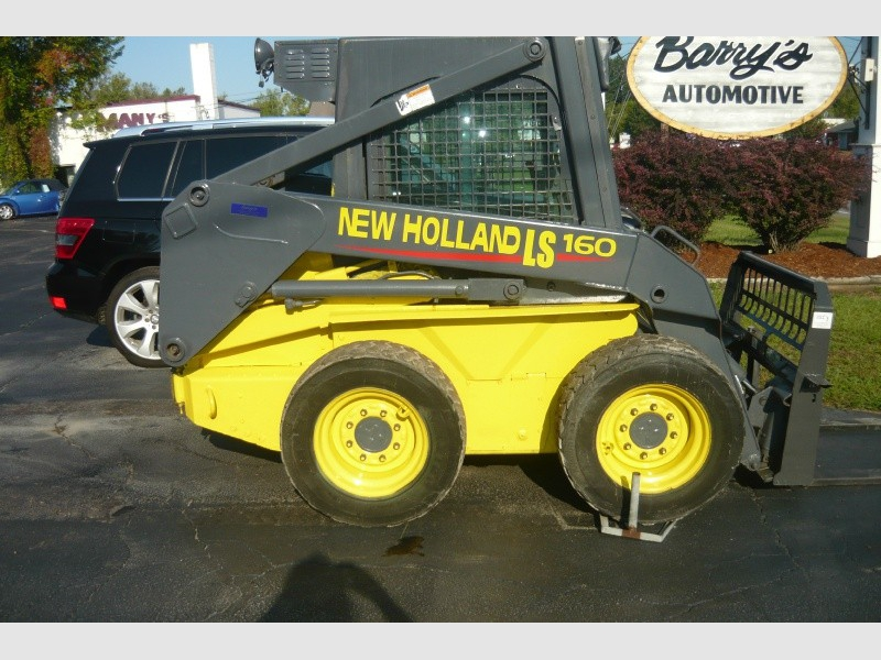 NEW HOLLAND LS160 2006 price $17,900
