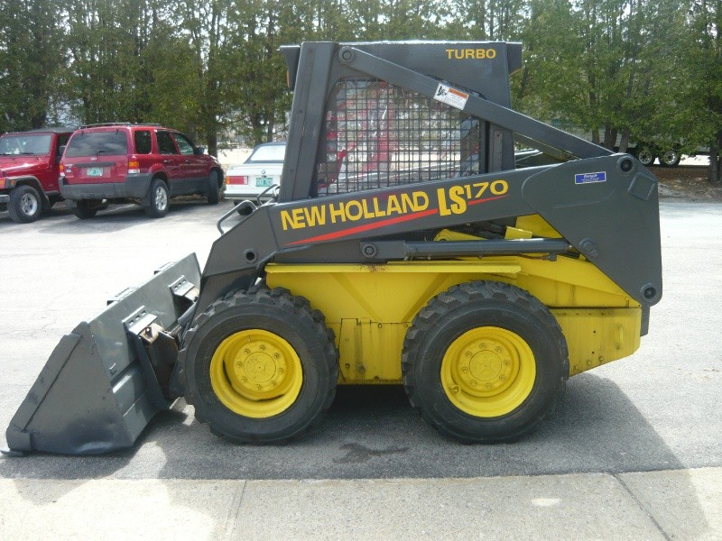 New Holland LS170 2007 price $19,900