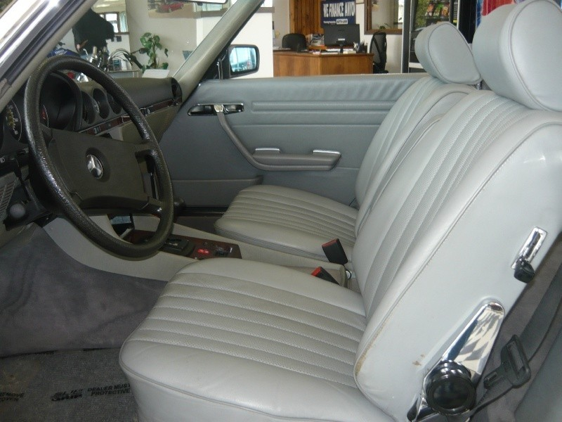 Mercedes-Benz 380 SL Convertiable 1985 price $30,000