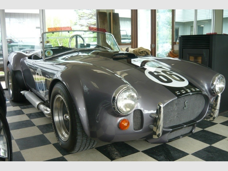 Shelby Cobra Roadster Tribute Car  1966 price $40,000