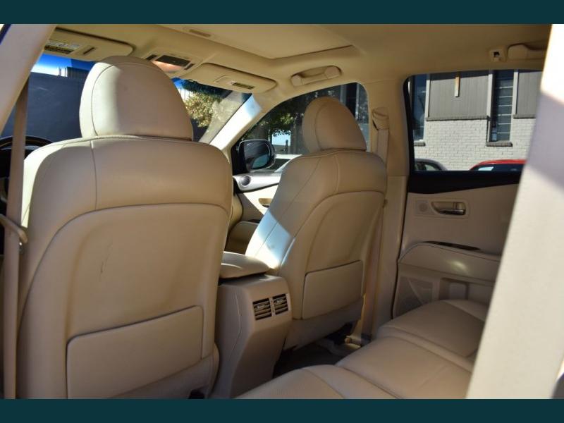 LEXUS RX 2013 price $14,495
