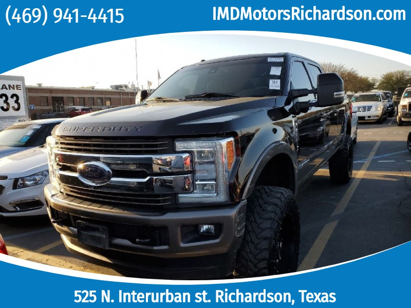FORD F250 2018 price $65,995