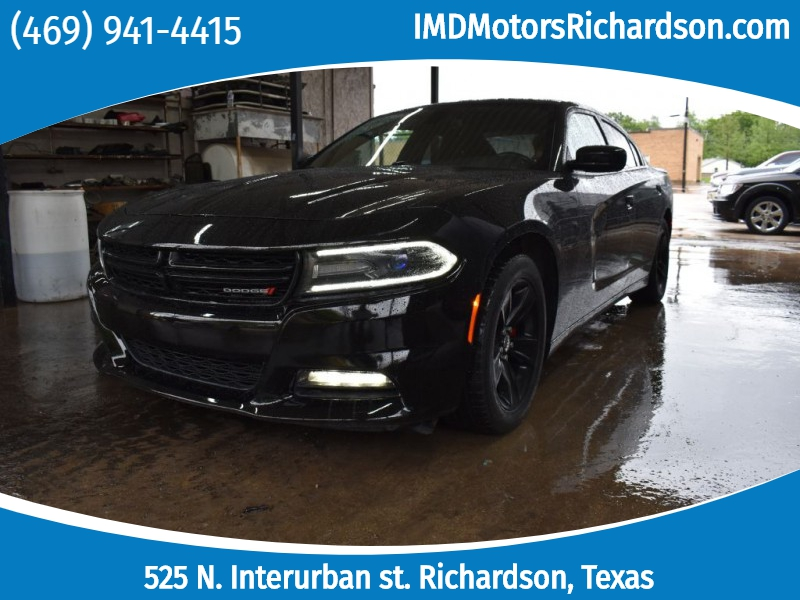 DODGE CHARGER 2016 price $18,390