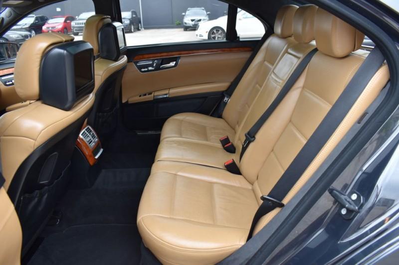MERCEDES-BENZ S-CLASS 2012 price $30,995