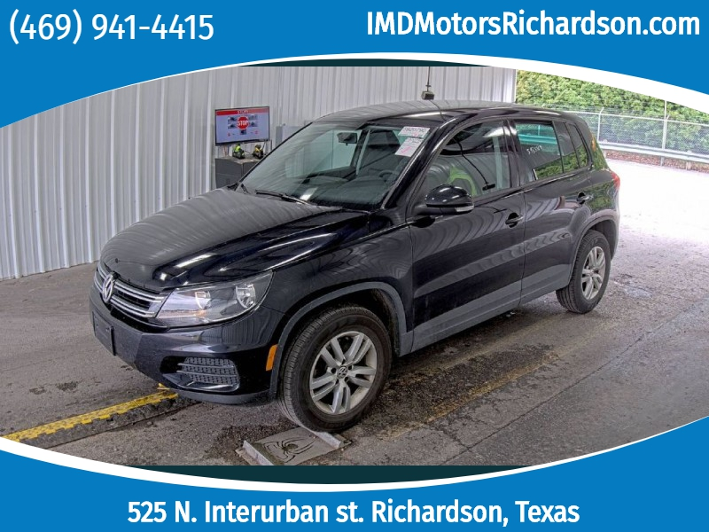 VOLKSWAGEN TIGUAN 2012 price Call for Pricing.