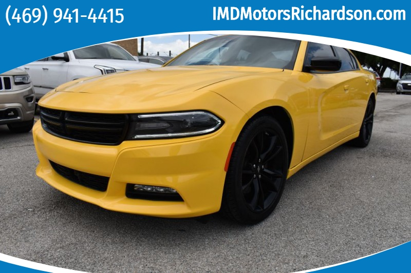 DODGE CHARGER 2017 price $33,999