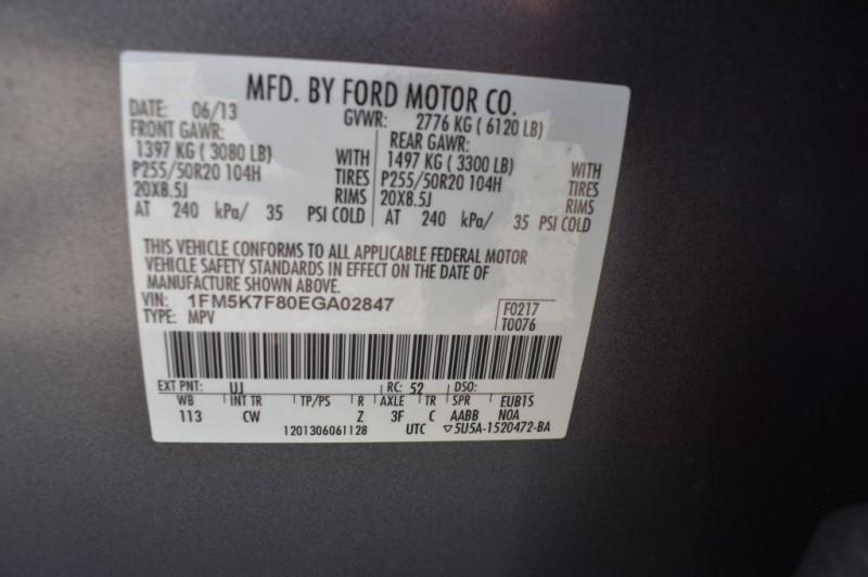 FORD EXPLORER 2014 price $17,395