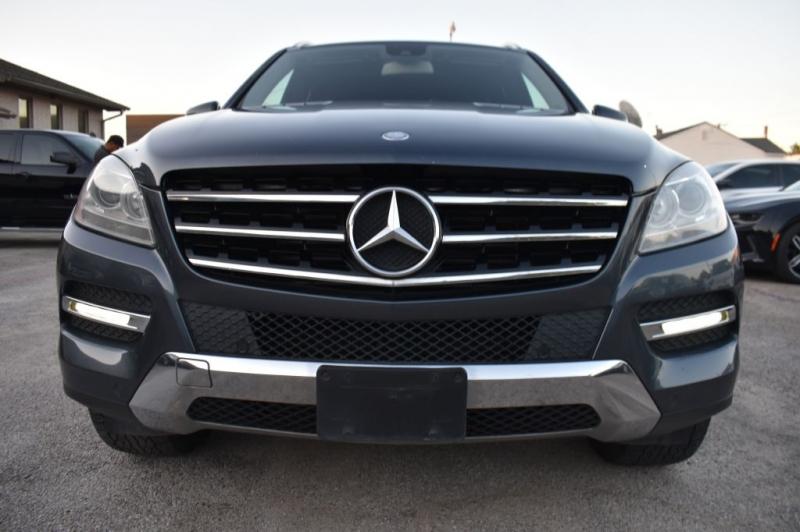 MERCEDES-BENZ ML 2013 price $17,995
