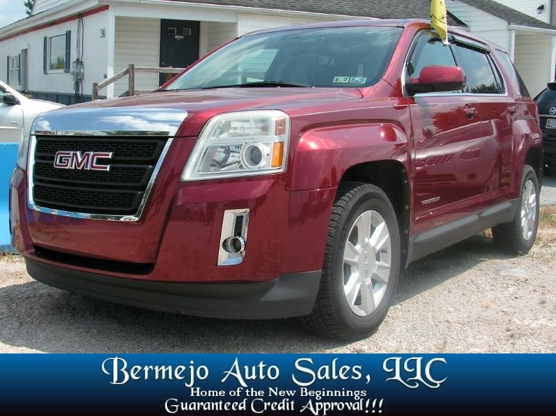 GMC Terrain 2010 price