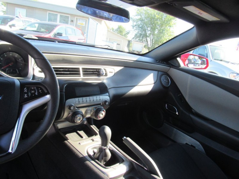 Chevrolet Camaro 2013 price $13,495