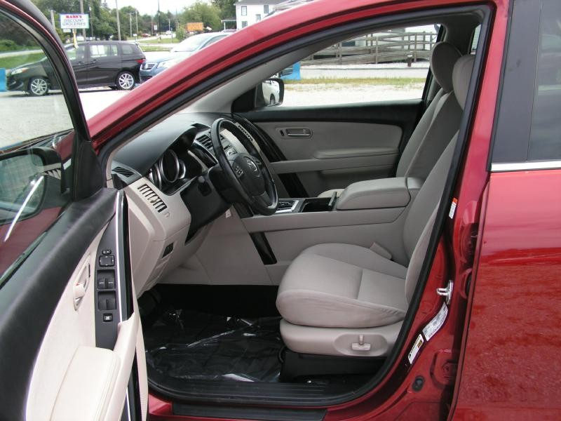 Mazda CX-9 2007 price Call for Pricing.