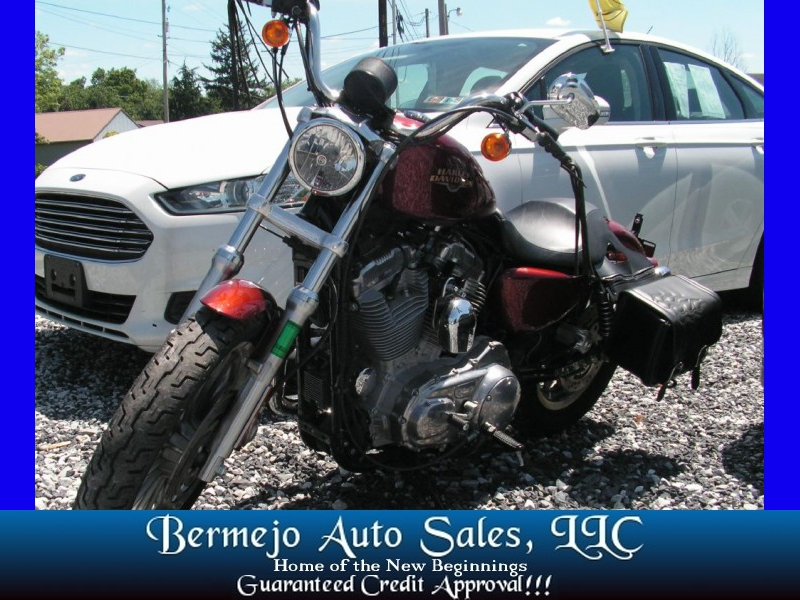 HARLEY DAV 883 SPORTSTER 2009 price $4,995