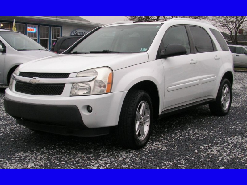 Chevrolet Equinox 2005 price Call for Pricing.