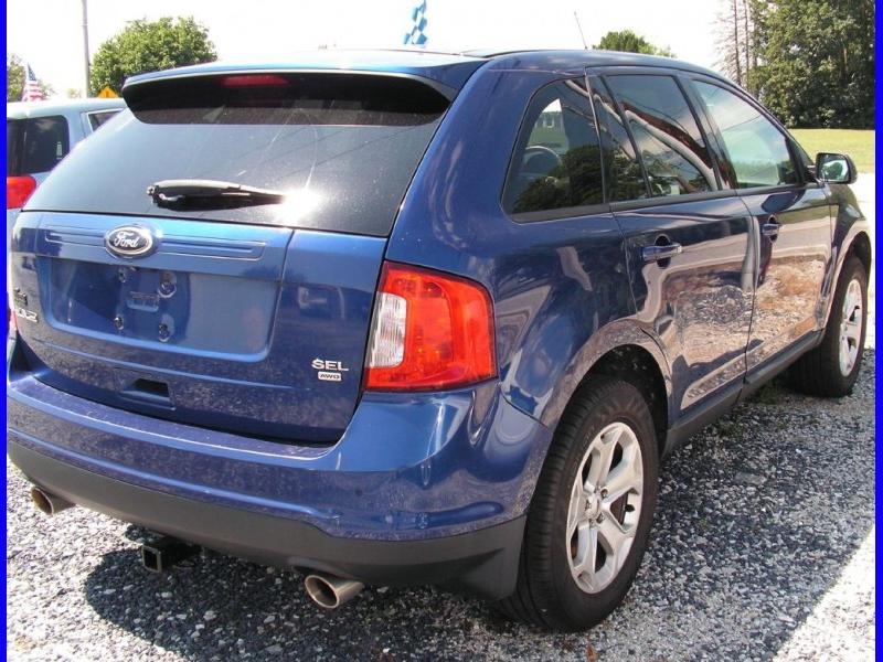 Ford Edge 2013 price $12,695