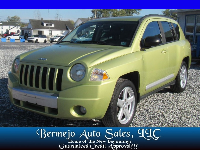 Jeep Compass 2010 price $7,895