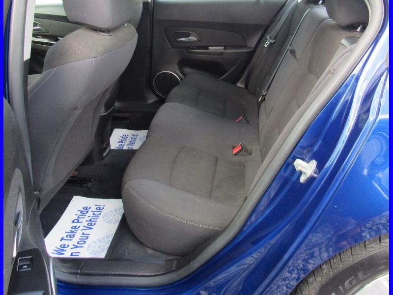 Chevrolet Cruze 2012 price $8,495