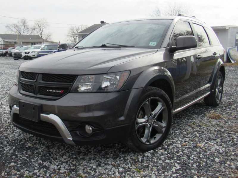 Dodge Journey 2016 price $14,495