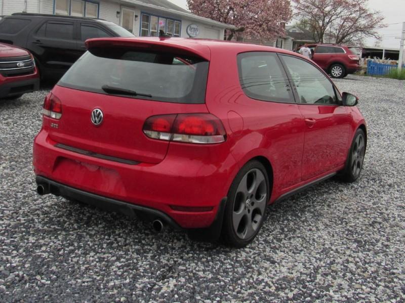 Volkswagen GTI 2011 price $9,695