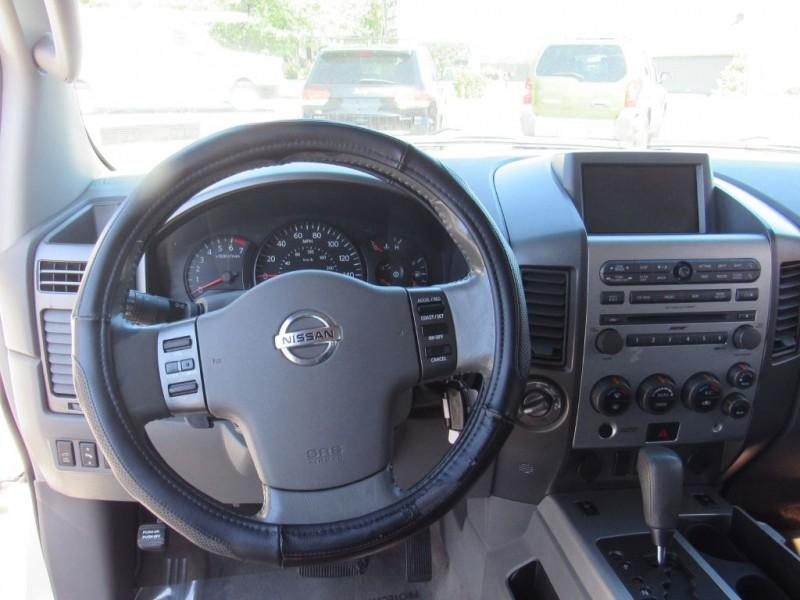 Nissan Armada 2007 price $9,795