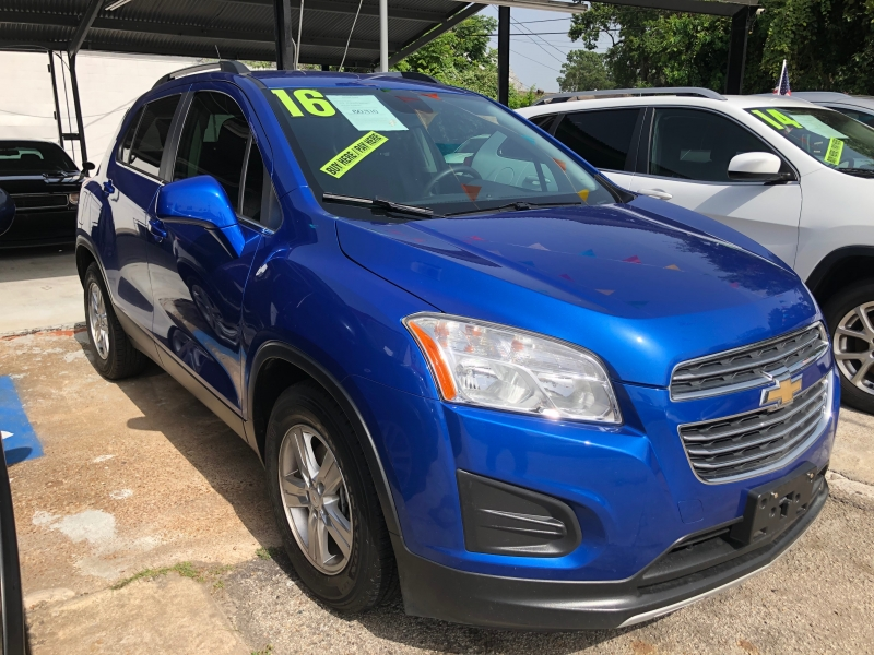 Chevrolet Trax 2016 price $2,999 Down