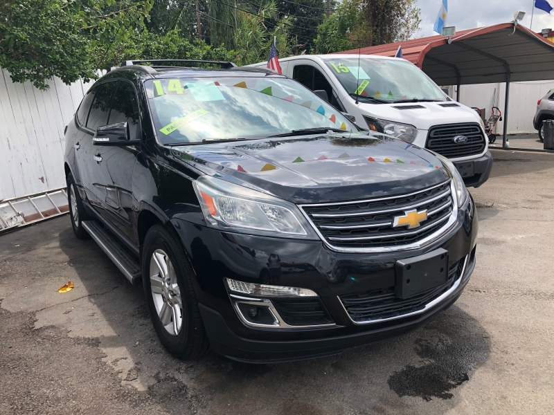 Chevrolet Traverse 2014 price $3,999 Down