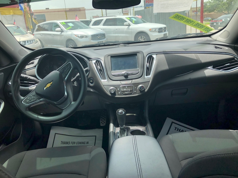 Chevrolet Malibu 2016 price $3,000 Down