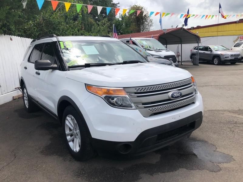 Ford Explorer 2015 price $2,999 Down